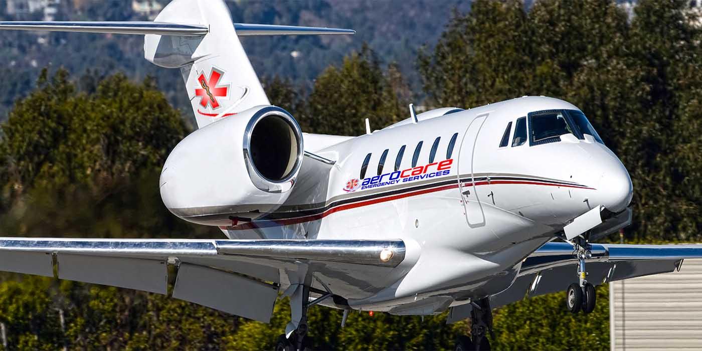 Aerocare Air Ambulance