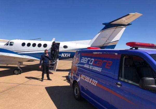 AEROCARE AEROMEDICAL EMERGENCY SERVICE